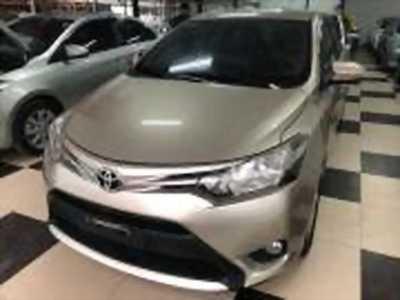 Bán xe ô tô Toyota Vios 1.5E 2014 giá 465 Triệu