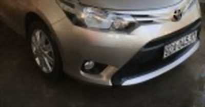 Bán xe ô tô Toyota Vios 1.5E 2015