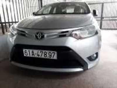 Bán xe ô tô Toyota Vios 1.5E 2015 giá 445 Triệu