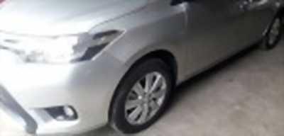 Bán xe ô tô Toyota Vios 1.5E 2015 giá 448 Triệu