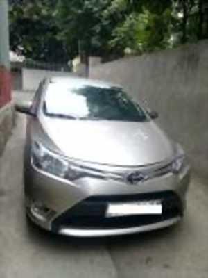 Bán xe ô tô Toyota Vios 1.5E 2015 giá 460 Triệu