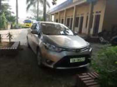Bán xe ô tô Toyota Vios 1.5E 2015 giá 465 Triệu