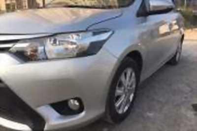 Bán xe ô tô Toyota Vios 1.5E 2015 tại Hà Tĩnh