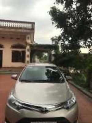 Bán xe ô tô Toyota Vios 1.5E 2016 giá 455 Triệu