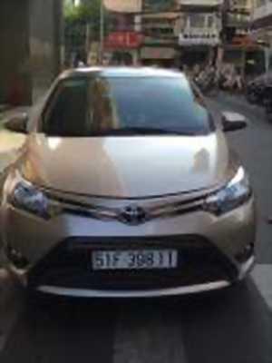 Bán xe ô tô Toyota Vios 1.5E 2016 giá 465 Triệu