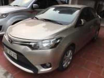 Bán xe ô tô Toyota Vios 1.5E 2016 giá 485 Triệu