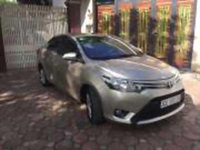 Bán xe ô tô Toyota Vios 1.5E 2016 tại Nghệ An.
