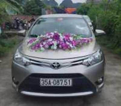Bán xe ô tô Toyota Vios 1.5E 2017 giá 462 Triệu