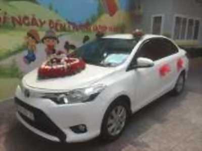 Bán xe ô tô Toyota Vios 1.5E 2017 giá 489 Triệu