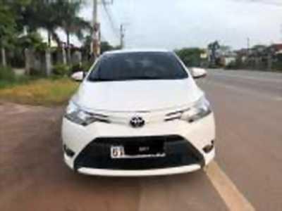 Bán xe ô tô Toyota Vios 1.5E 2017 giá 492 Triệu