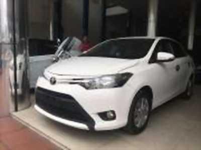 Bán xe ô tô Toyota Vios 1.5E 2017 giá 495 Triệu quận ba đình