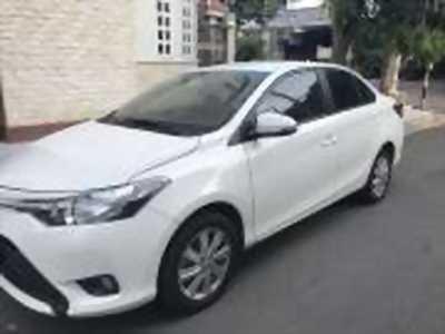 Bán xe ô tô Toyota Vios 1.5E 2017 giá 498 Triệu