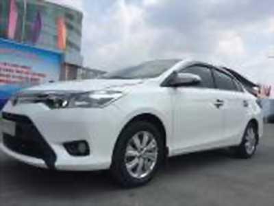 Bán xe ô tô Toyota Vios 1.5E 2017 giá 499 Triệu