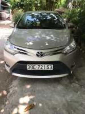 Bán xe ô tô Toyota Vios 1.5E 2017 giá 507 Triệu