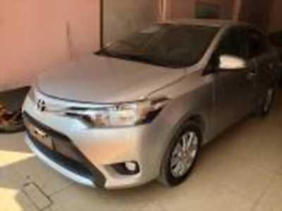 Bán xe ô tô Toyota Vios 1.5E 2017 giá 515 Triệu