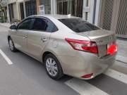 Bán xe ô tô Toyota Vios 1.5E 2017 giá 519 Triệu