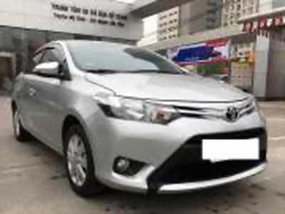 Bán xe ô tô Toyota Vios 1.5E 2017 giá 520 Triệu quận long biên