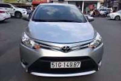 Bán xe ô tô Toyota Vios 1.5E 2018 giá 508 Triệu