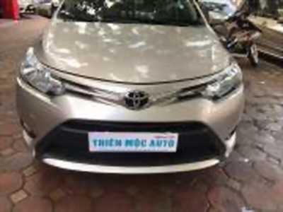 Bán xe ô tô Toyota Vios 1.5E 2018 giá 525 Triệu