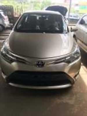 Bán xe ô tô Toyota Vios 1.5E CVT 2016 giá 490 Triệu