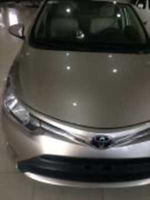 Bán xe ô tô Toyota Vios 1.5E CVT 2016 giá 492 Triệu