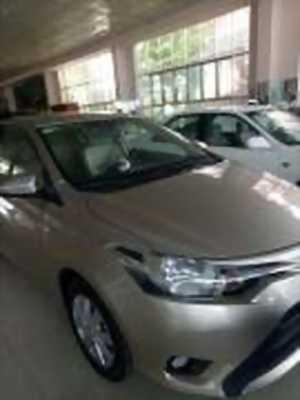 Bán xe ô tô Toyota Vios 1.5E CVT 2016 giá 496 Triệu
