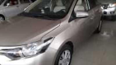 Bán xe ô tô Toyota Vios 1.5E CVT 2016 giá 498 Triệu