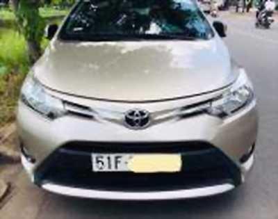 Bán xe ô tô Toyota Vios 1.5E CVT 2016 giá 499 Triệu