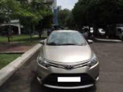 Bán xe ô tô Toyota Vios 1.5E CVT 2016 giá 506 Triệu
