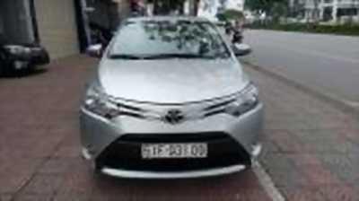 Bán xe ô tô Toyota Vios 1.5E CVT 2016 giá 515 Triệu