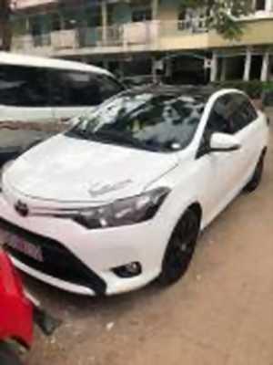 Bán xe ô tô Toyota Vios tại quận 8 giá 516 Triệu