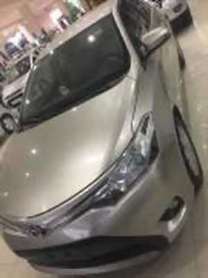 Bán xe ô tô Toyota Vios 1.5E CVT 2016 giá 530 Triệu