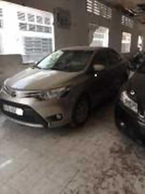 Bán xe ô tô Toyota Vios 1.5E CVT 2017 giá 525 Triệu