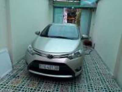 Bán xe ô tô Toyota Vios 1.5E CVT 2017 giá 530 Triệu