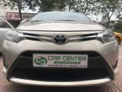 Bán xe ô tô Toyota Vios 1.5E CVT 2017 giá 535 Triệu quận ba đình