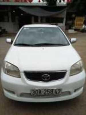Bán xe ô tô Toyota Vios 1.5G 2003 giá 190 Triệu