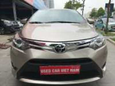 Bán xe ô tô Toyota Vios 1.5G 2014 giá 488 Triệu