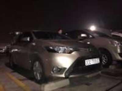 Bán xe ô tô Toyota Vios 1.5G 2014 giá 495 Triệu