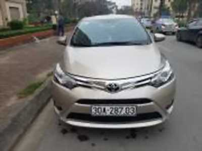 Bán xe ô tô Toyota Vios 1.5G 2014 giá 520 Triệu