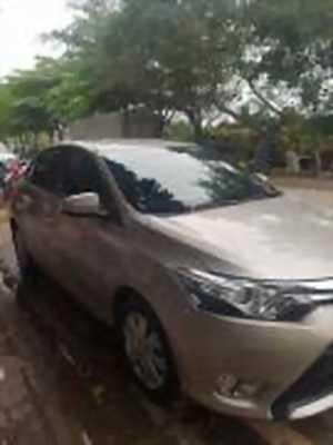 Bán xe ô tô Toyota Vios 1.5G 2015 giá 492 Triệu