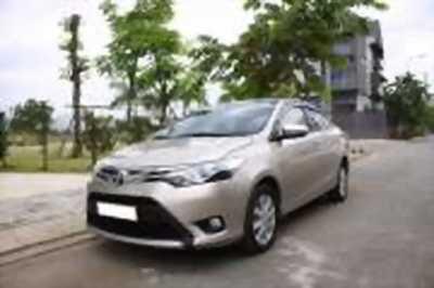 Bán xe ô tô Toyota Vios 1.5G 2015 giá 495 Triệu