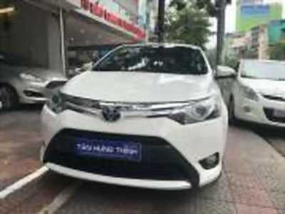 Bán xe ô tô Toyota Vios 1.5G 2015 giá 495 Triệu quận ba đình
