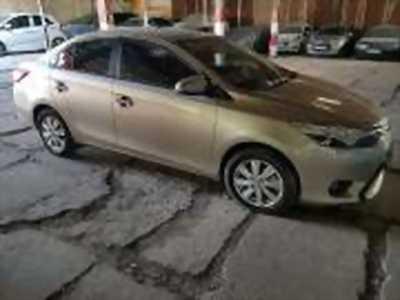 Bán xe ô tô Toyota Vios 1.5G 2015 giá 510 Triệu