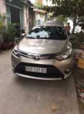 Bán xe ô tô Toyota Vios 1.5G 2015 giá 530 Triệu