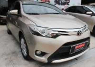 Bán xe ô tô Toyota Vios 1.5G 2015 giá 540 Triệu