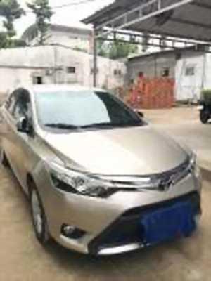 Bán xe ô tô Toyota Vios 1.5G 2016 giá 510 Triệu