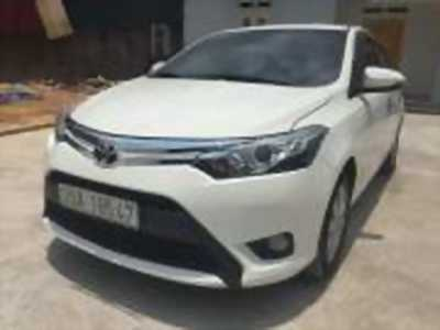 Bán xe ô tô Toyota Vios 1.5G 2016 giá 515 Triệu