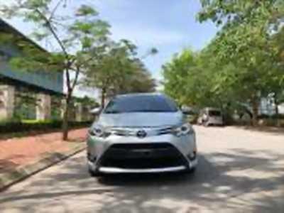 Bán xe ô tô Toyota Vios 1.5G 2016 giá 520 Triệu