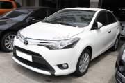 Bán xe ô tô Toyota Vios 1.5G 2016 giá 530 Triệu