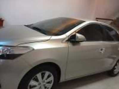 Bán xe ô tô Toyota Vios 1.5G 2016 giá 540 Triệu